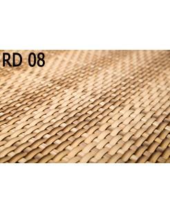 Osłona Balkonowa Mata Technorattanowa kolor słomkowy RD08