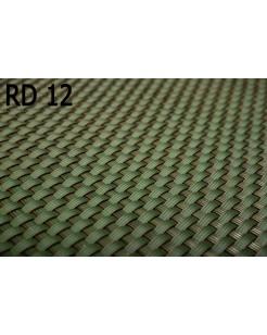 Osłona Balkonowa Mata Technorattanowa kolor zielony RD12