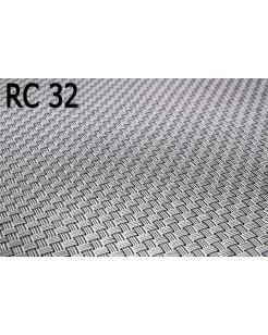 Osłona Balkonowa Mata Technorattanowa kolor biały z czarnym RC32